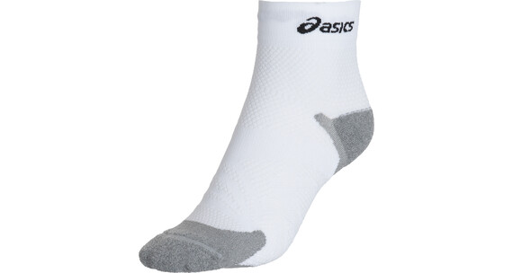 Asics Men's Marathon Sock real white